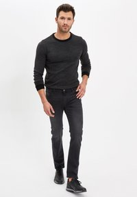 DeFacto - Sweter - black - 1