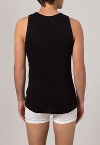 Jockey - 2 PACK - Undershirt - black - 3