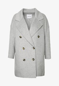 American Vintage - DADOULOVE - Classic coat - polaire chine - 5