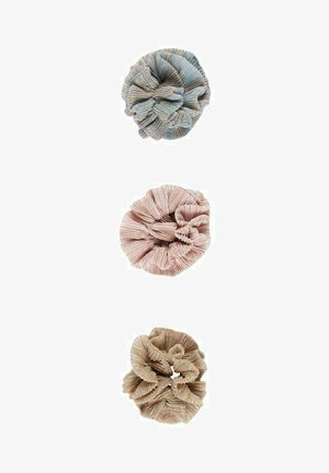 3 PACK - Hair Styling Accessory - dusty blue