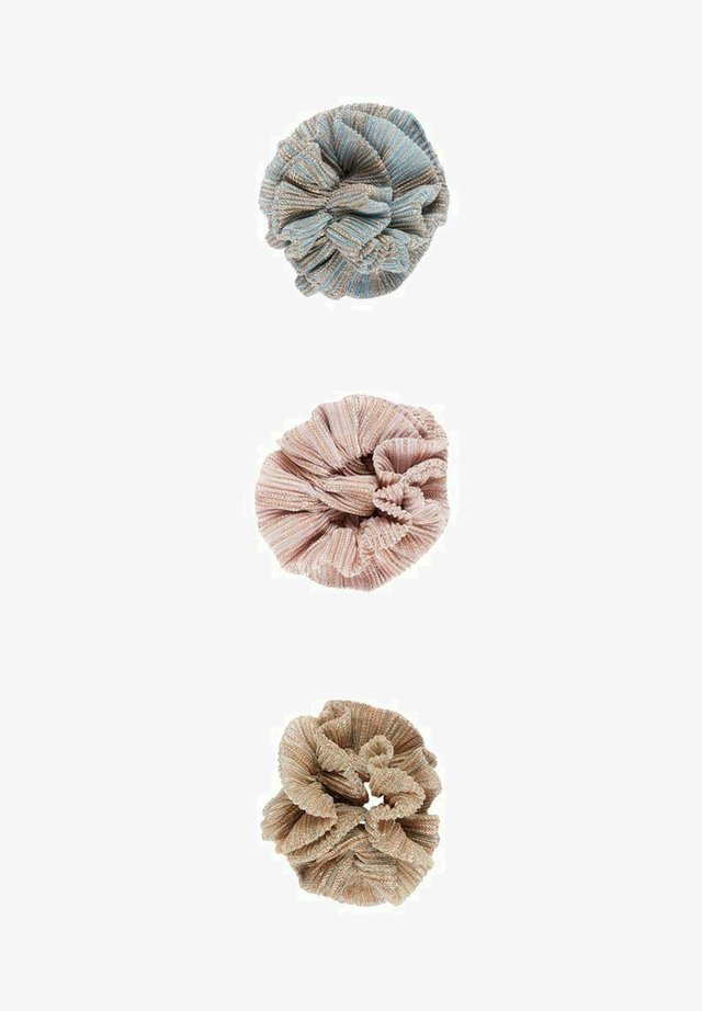 3 PACK - Haaraccessoire - dusty blue