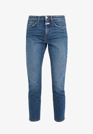 BAKER HIGH - Jeans slim fit - mid blue