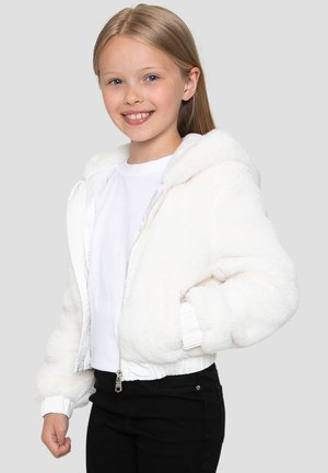 BUSTER - Winterjas - white