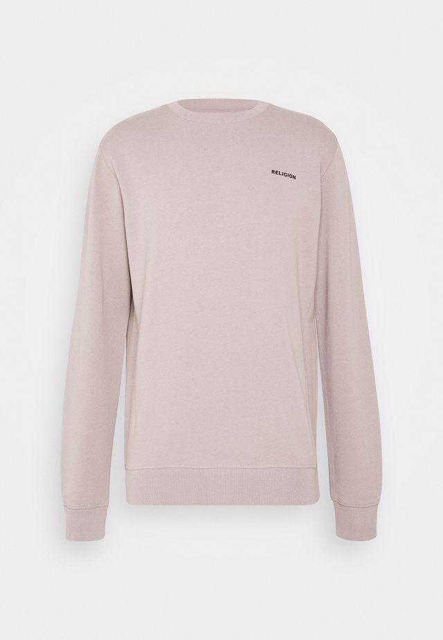 INJECTION - Sweatshirt - taupe