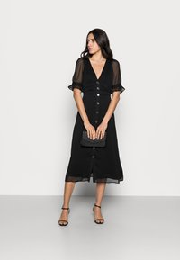 NAF NAF - JUDITH - Cocktail dress / Party dress - noir - 1