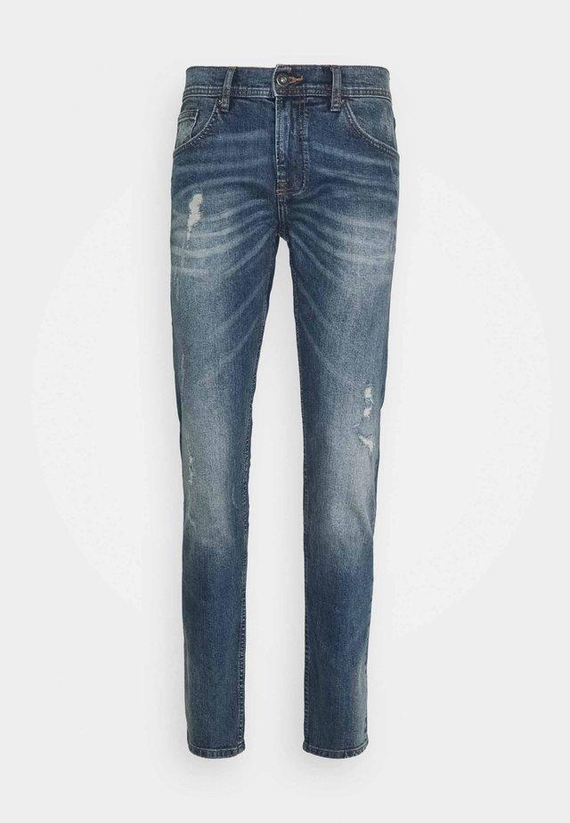 Jeans slim fit - trek blue