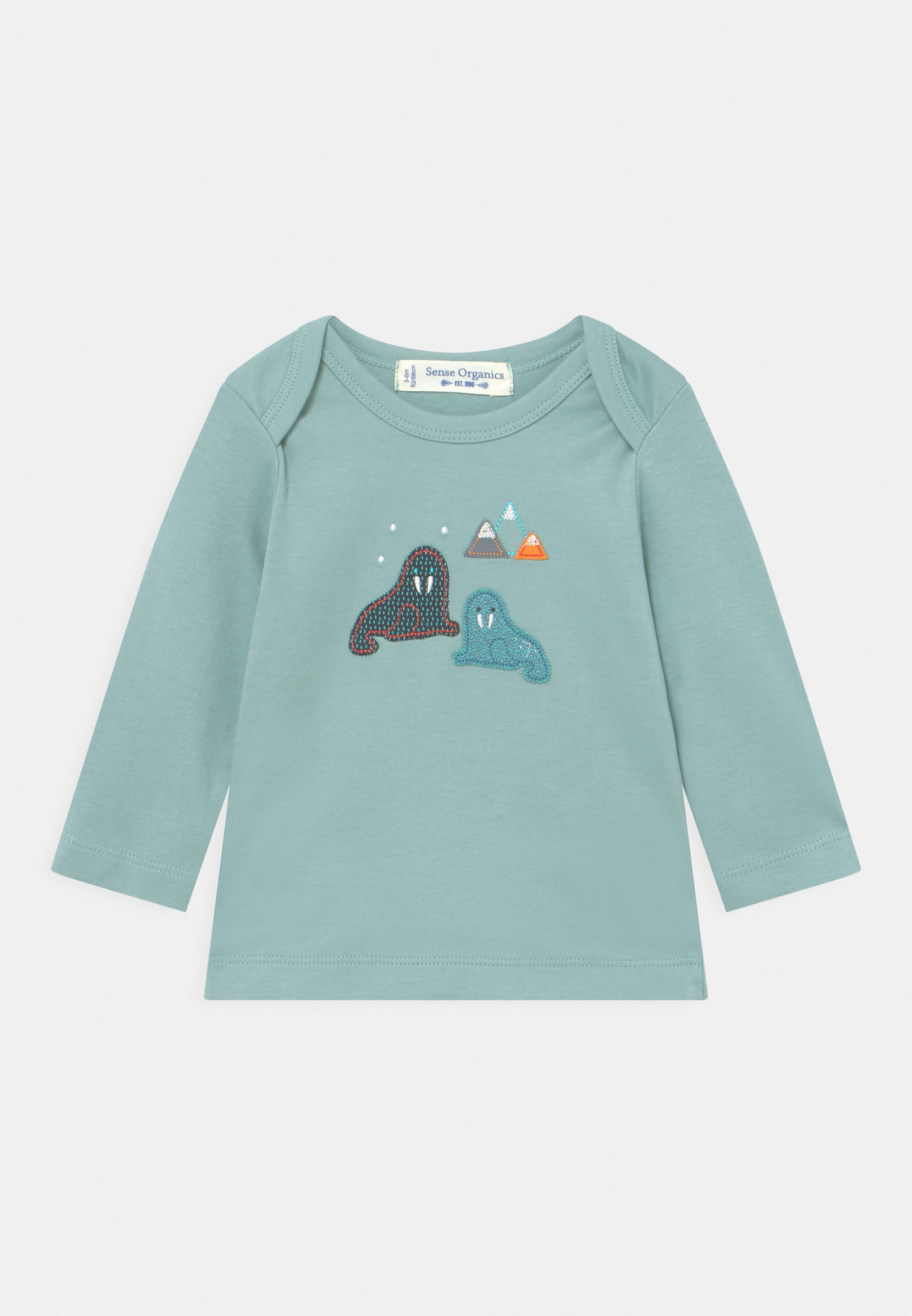 Kids TIMBER RETRO BABY - Long sleeved top