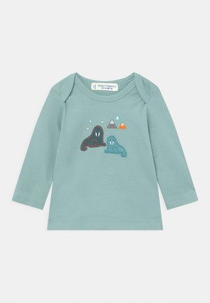 TIMBER RETRO BABY - Long sleeved top - blue