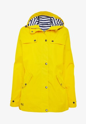 BERTILLE - Outdoor jacket - yellow sulphur