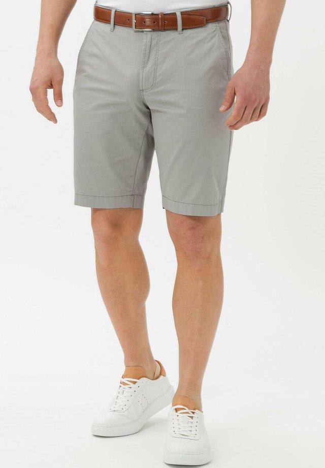 BRISTOL - Shorts - silver