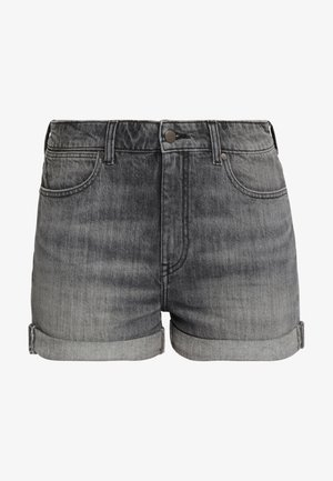 BOYFRIEND - Denim shorts - ocean rock