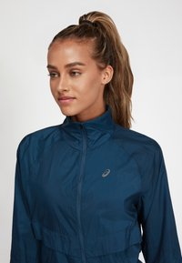 ASICS - NEW STRONG - Sports jacket - magnetic blue - 3