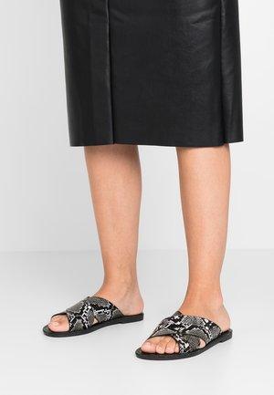 Pantofle - dark grey