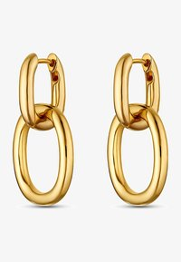 JETTE - Earrings - gelbgold - 0