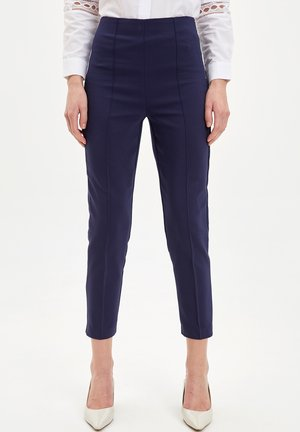 DEFACTO  WOMAN  - Trousers - navy