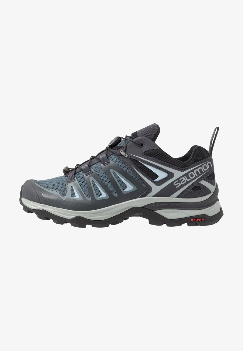 Salomon - X ULTRA 3  - Hikingsko - stormy weather/ebony/cashmere blue