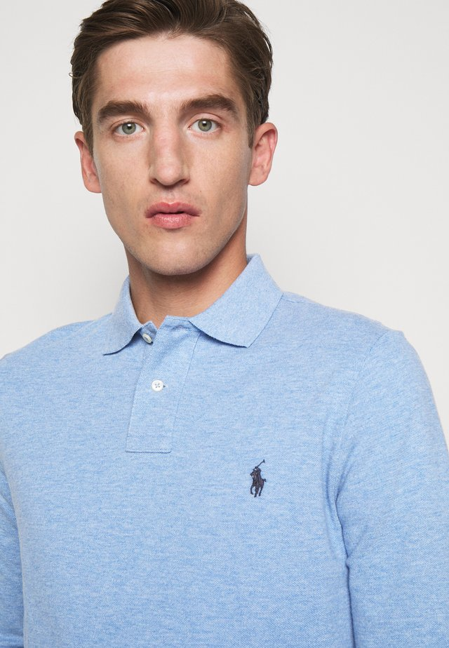 BASIC  - Poloshirt - jamaica heather