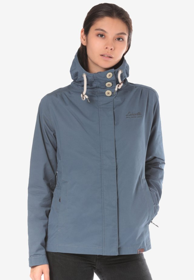Outdoorjas - blue