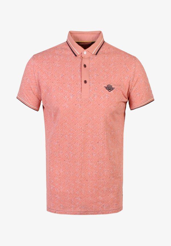 Gabbiano Koszulka polo - dusty pink/rÓżowy Odzież Męska ALKH