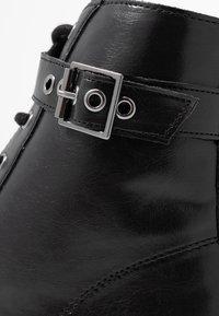 Head over Heels by Dune - PRIYANKAA - Cowboystøvletter - black - 2