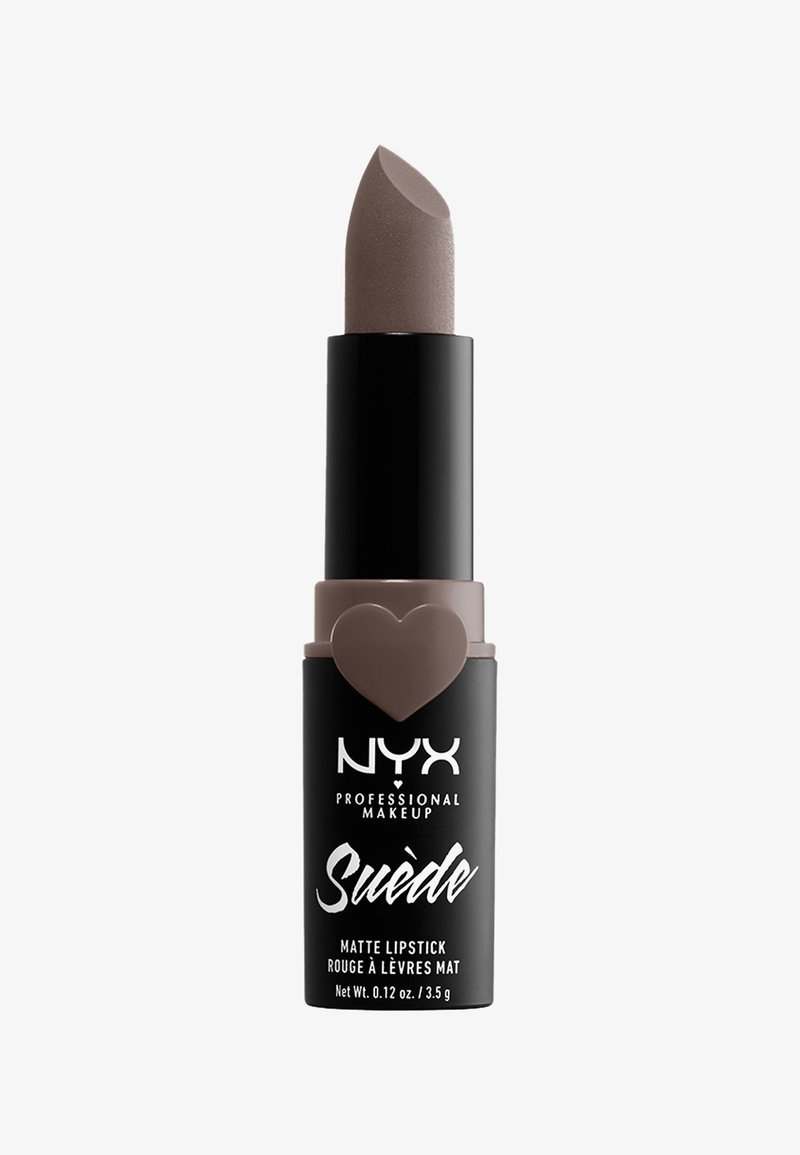 Nyx Professional Makeup - SUEDE MATTE LIPSTICK - Pomadka do ust - 20 munchies
