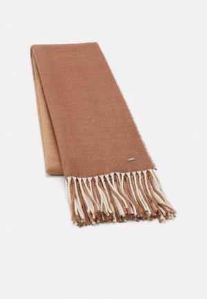 AKANTE SCARF - Šála - creamy camel