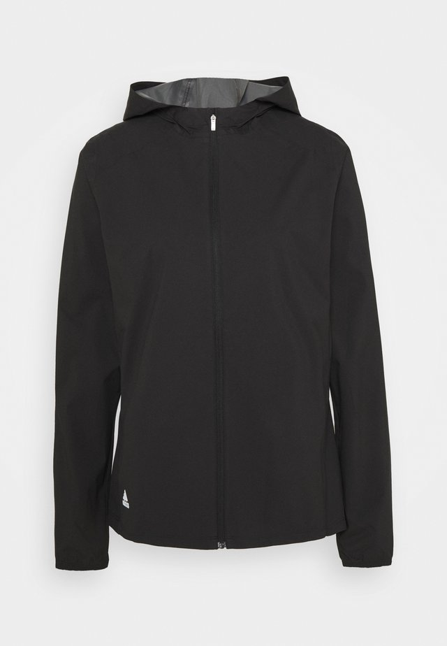 PROVISIONAL JACKET - Sportovní bunda - black