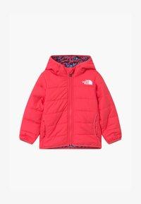 The North Face - REVERSIBLE PERRITO UNISEX - Zimní bunda - paradise pink - 0