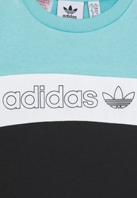 adidas Originals - CREW SET - Träningsset - blue/white/black - 4