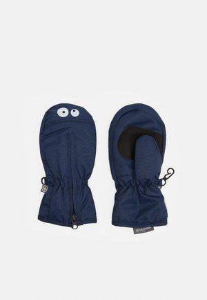 MITTENS ZIPPER UNISEX - Rukavice - blues