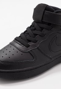 Nike Sportswear - COURT BOROUGH MID UNISEX - Zapatillas altas - black - 2