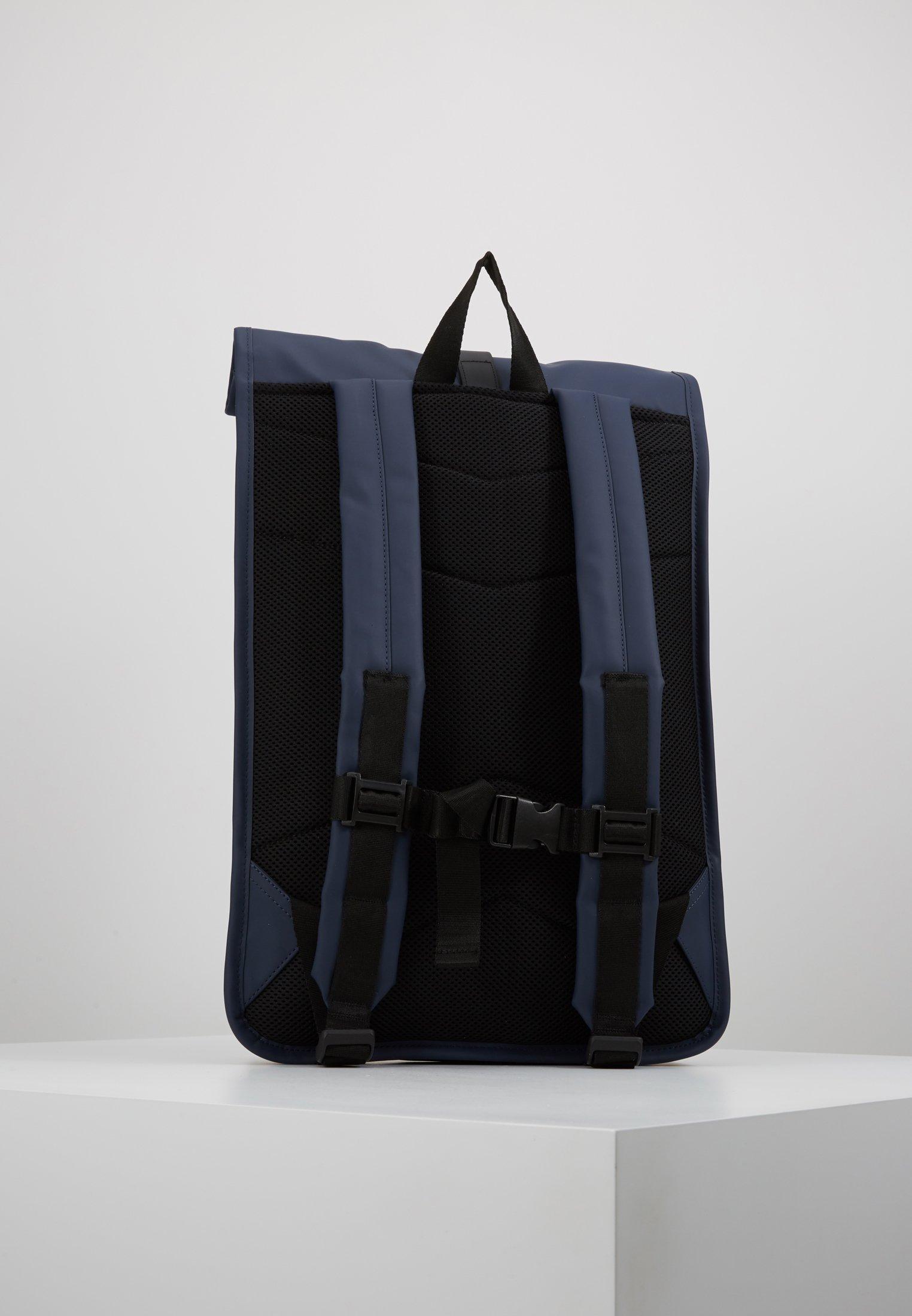 Rains ROLL TOP - Tagesrucksack - blue/blau - Herrentaschen 974x7