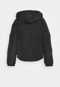 River Island - CHUBBY PUFFER - Winter jacket - black - 3