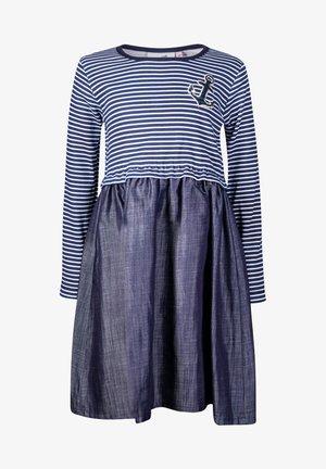 Denim dress - navy