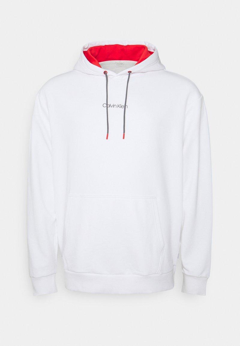 Calvin Klein - SUMMER GRAPHIC PRINT HOODIE - Hoodie - white