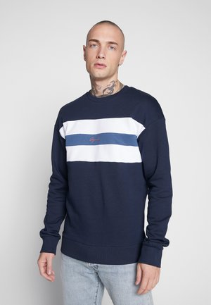 JORCUBO CREW NECK - Sudadera - ensign blue
