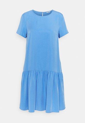 DRESS SHORT SLEEVE - Day dress - intense blue