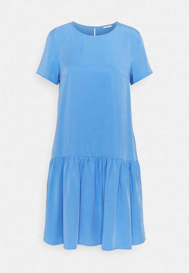 DRESS SHORT SLEEVE - Sukienka letnia - intense blue