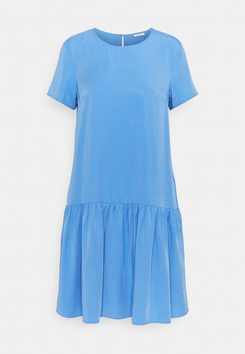 Marc O'Polo DENIM - DRESS SHORT SLEEVE - Day dress - intense blue