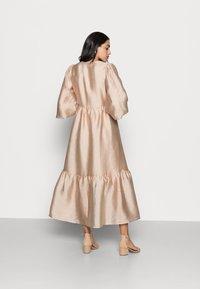 InWear - YIVA DRESS - Cocktail dress / Party dress - powder beige - 2