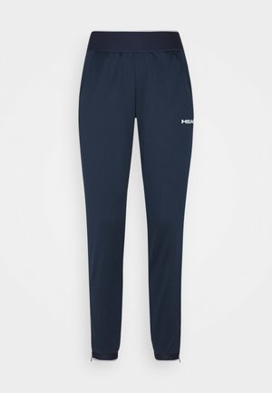 BREAKER PANTS - Tracksuit bottoms - dress blue