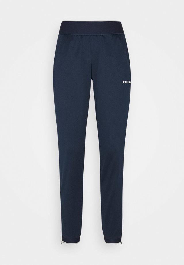 BREAKER PANTS - Pantaloni sportivi - dress blue