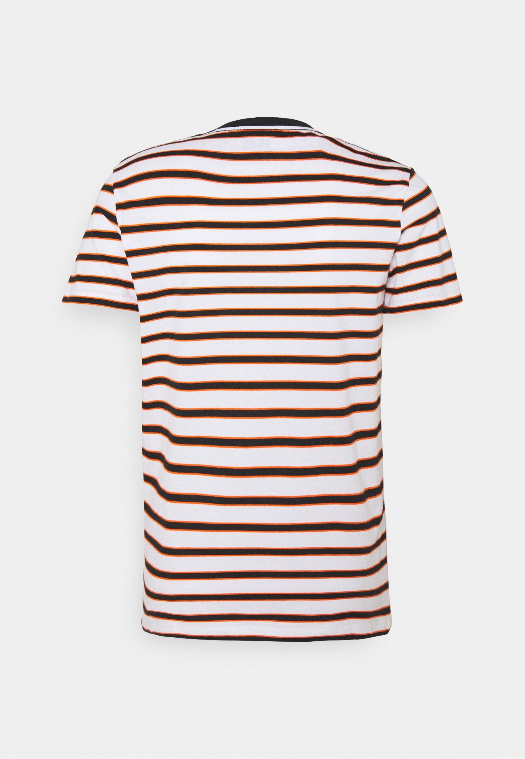 Men JORSALT TEE CREW NECK - Print T-shirt