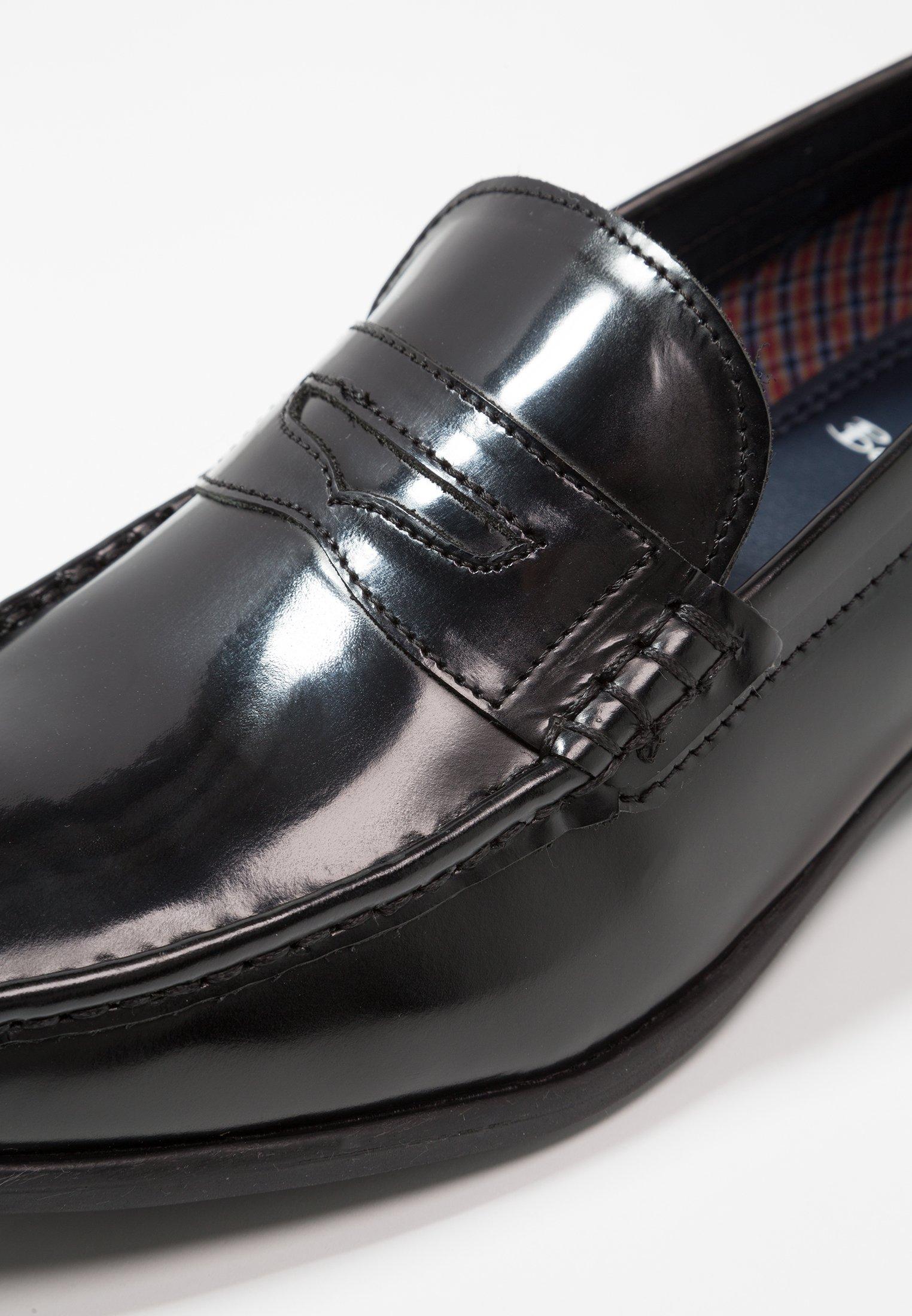 Ben Sherman SPRING - Slippers - black