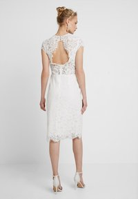 IVY & OAK BRIDAL - BRIDAL DRESS - Cocktail dress / Party dress - snow white - 2