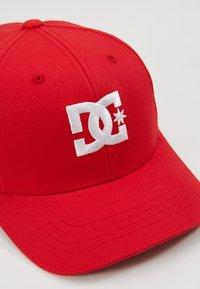 DC Shoes - CAP STAR 2 BOY - Kšiltovka - tango red - 2