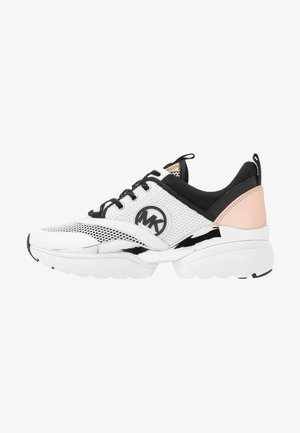CHARLIE TRAINER - Sneakers - optic white/multicolor