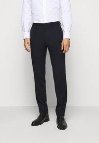 Tiger of Sweden - THODD - Pantalon de costume - dark blue - 0