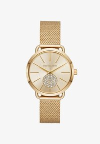Michael Kors - PORTIA - Reloj - gold-coloured