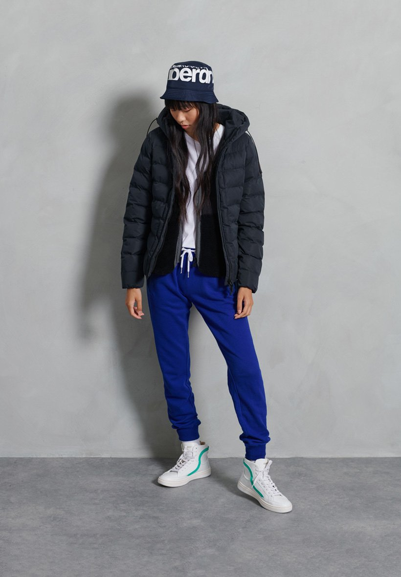 Women BOSTON MICROFIBRE  - Winter jacket